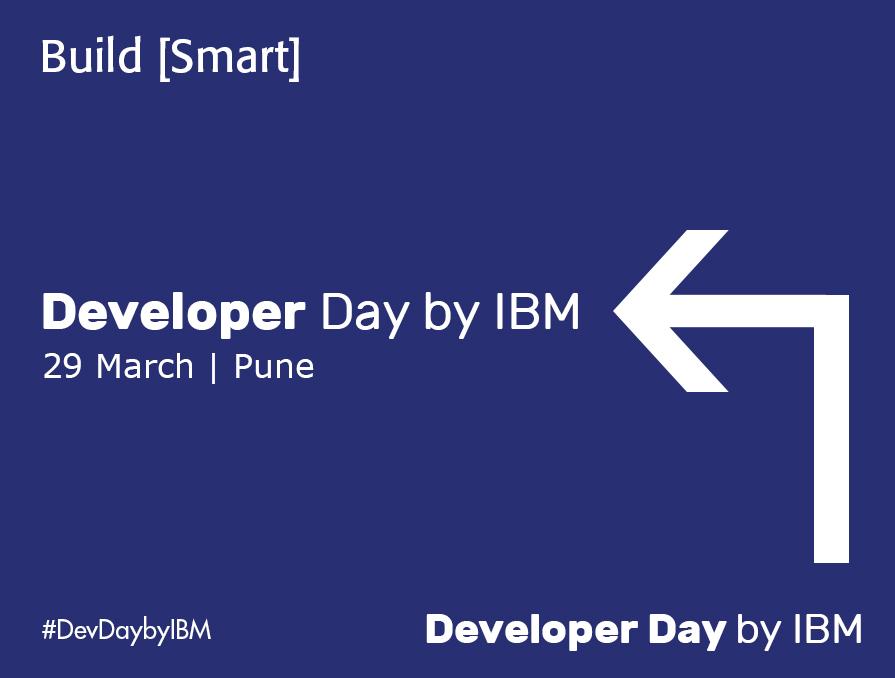 developer day by IBM