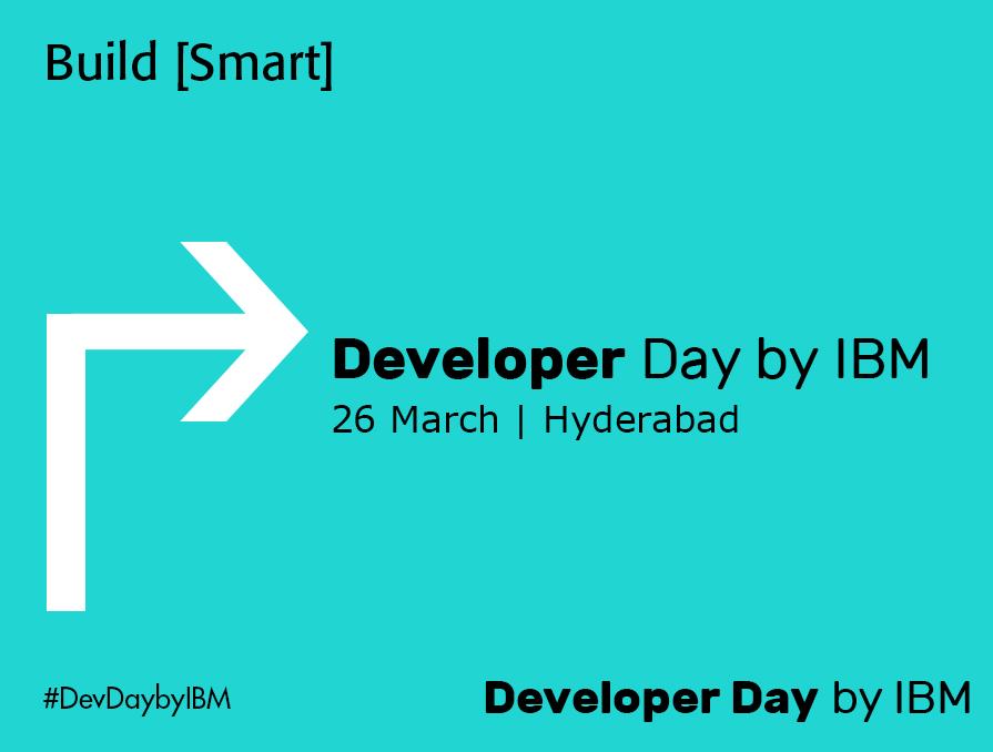 developer day by IBM1